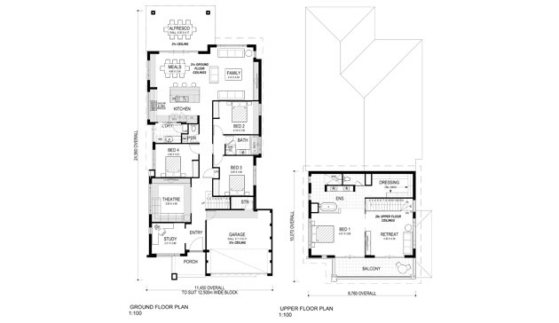 Parkdale Floor Plan